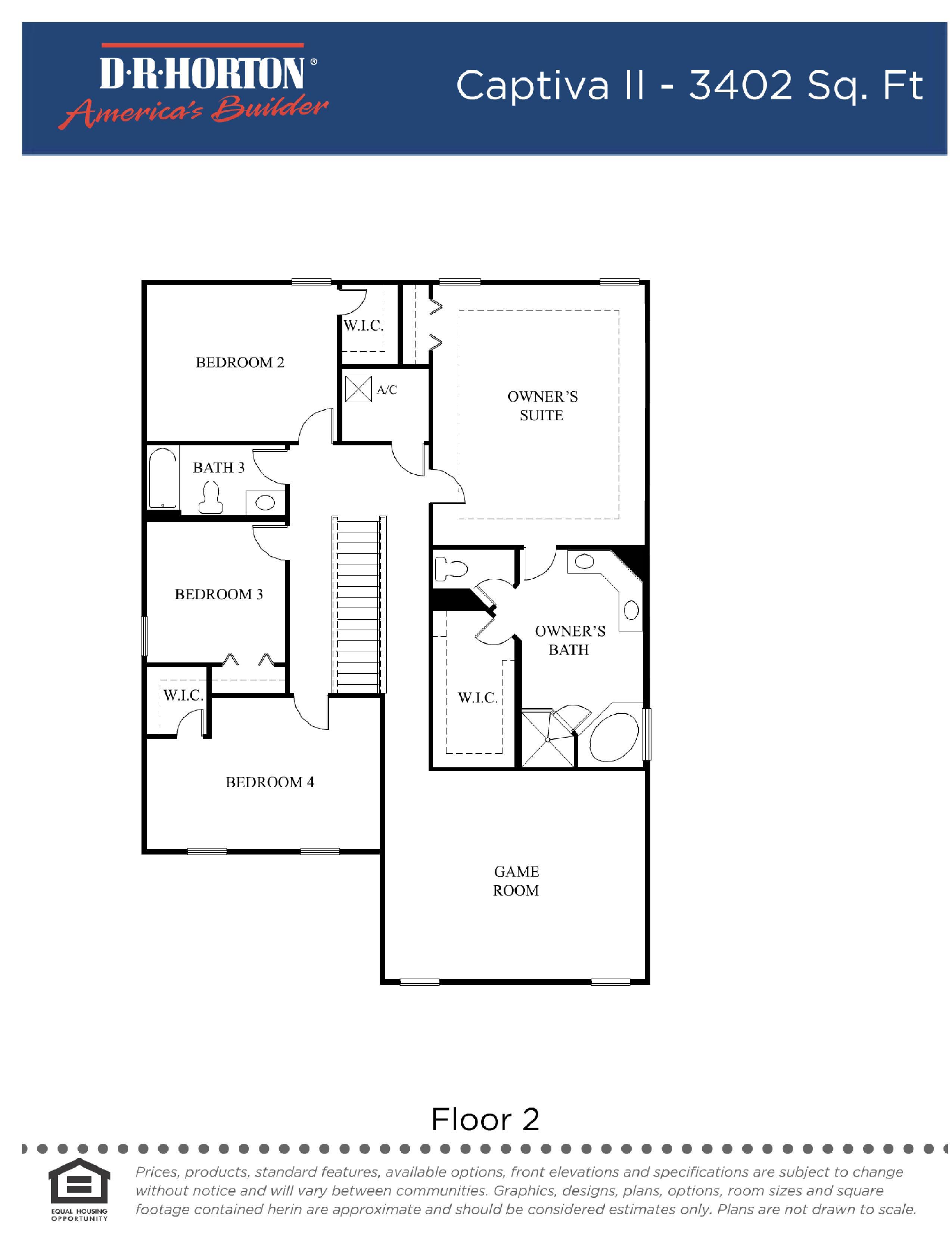 Coral Homes Floor Plans.Lehigh Acres Adams Homes. Doral