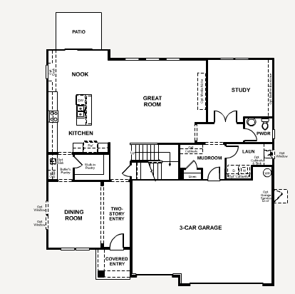 Richmond American Floor Plans Gurus Floor